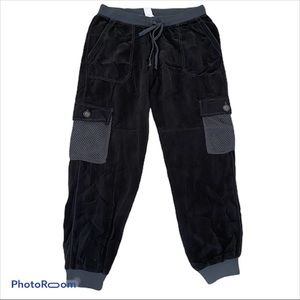 Black Hard Tail yoga Joggers